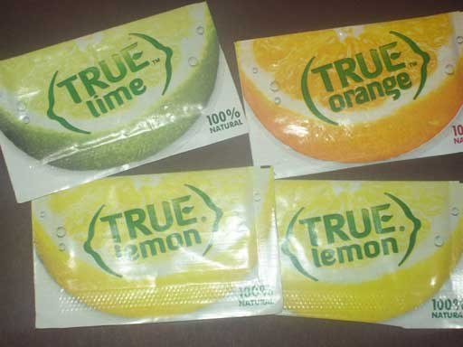 Free Lemon Food Sample