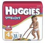 $3/1 ANY Huggies Diapers Coupon (New Link!)