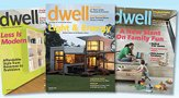 Subscription to Dwell Magazine