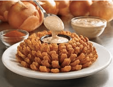 Bloomin' Onion at Outback Steakhouse w/ANY Purchase Today Only