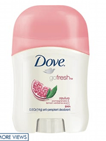 Dove Clinical Deodorant from Smiley360 (New Mission)