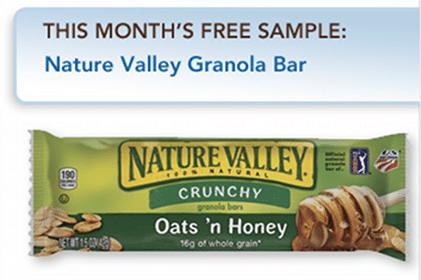 Nature Valley Oats n Honey Granola Bar at Quick Chek