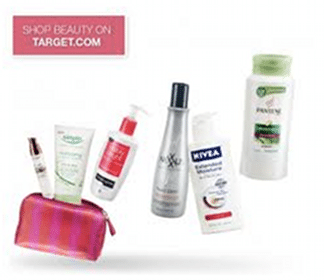 FREE Target Fall Beauty Bag