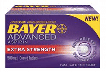 FREE $15 Bayer Coupon Booklet