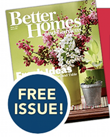1-Year Subscription to Subscription to Better Homes and Gardens
