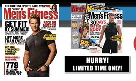 Subscription to Men's Fitness