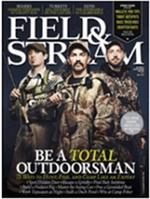 2 Year Subscription to Field & Stream