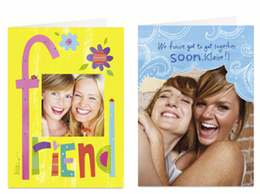 Personalized Greeting Card from Treat.com  [EXPIRED]