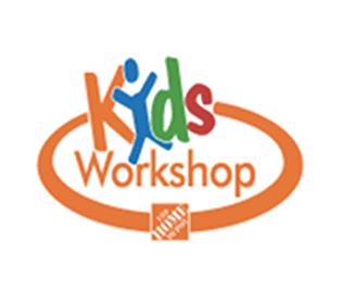 Kids Workshop at The Home Depot July 6