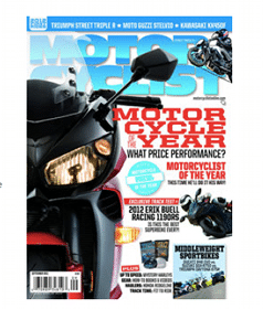 Subscription to Motorcyclist