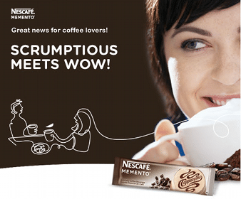 FREE Nescafe Memento Samples (New Offer!)