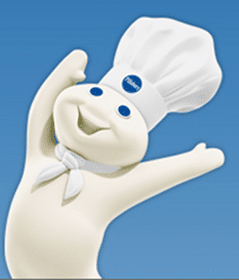2014 Pillsbury Calendar on November 5