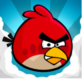 Angry Birds HD App for iPad