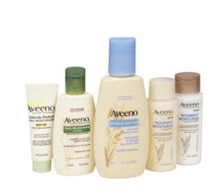 FREE Sample Aveeno Nourish