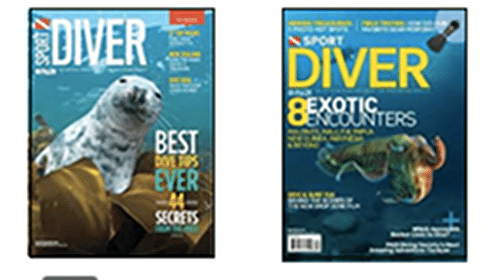 Subscription to Sport Diver