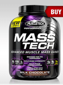 Sample of Muscletech Weight Lifting Supplements