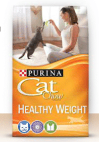 FREE Sample Healthy Weight Purina Cat Chow