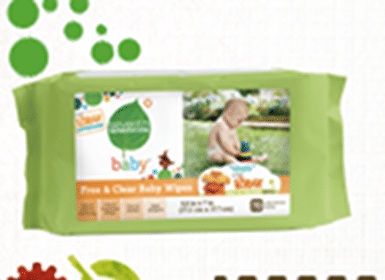 Sample of Seventh Generation Natural Personal Care