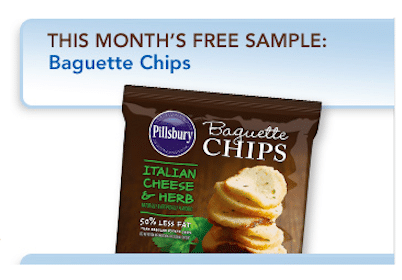 Sample of Pillsbury Baguette Chips for Box Tops for Education Members Only (1st 10,000!)