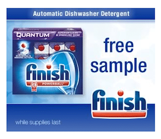 FREE Finish Quantum Sample (New Link!)