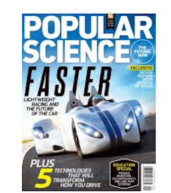 Subscription to Popular Science