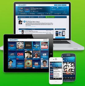 FREE 1 Year Sirius XM Internet Radio Trial