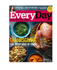 FREE Digital Issue of Everyday with Rachael Ray