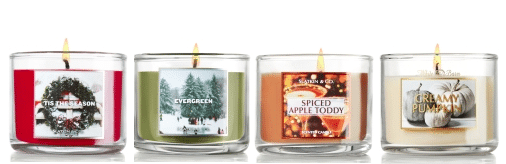 *HOT* FREE Mini Candle at Bath & Body Works (No Purchase Necessary!)