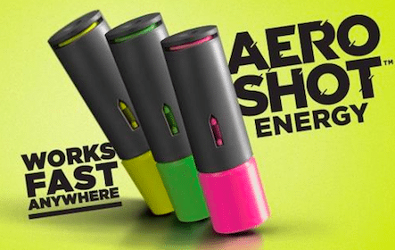 AeroShot Energy Sample for Referring Friends