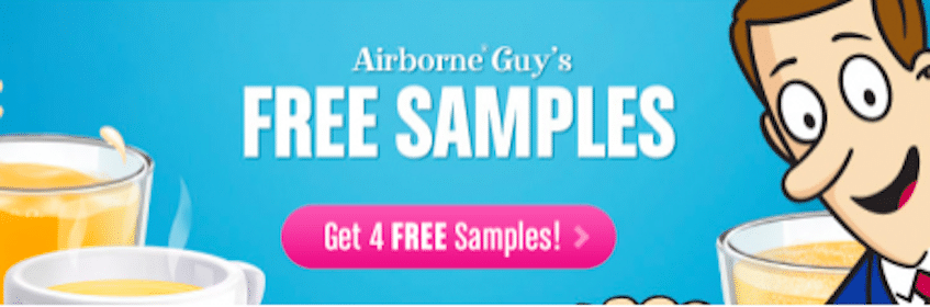 4 FREE Airborne Samples