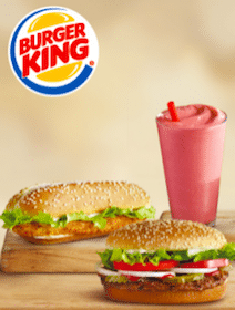 Burger King Voucher Offer