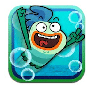 FREE Disney Fish Hooks App for iPhone/iPad