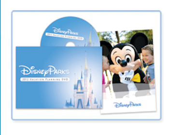 FREE Disney Parks Vacation Planning DVD (Still Available!)