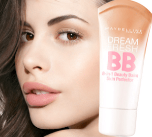 FREE Maybelline Dream Fresh BB Cream Sample