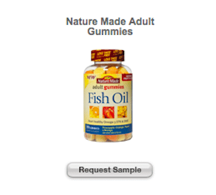 FREE Sample of Nature Made Adult Gummies