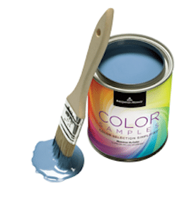 FREE Benjamin Moore 16oz Color Sample (Text Offer)