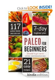 FREE eBook: Paleo for Beginners