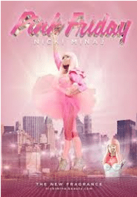 FREE Pink Friday by Nicki Minaj Perfume Sample at Nordstrom Saturday