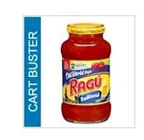Save $0.75/1 Ragu Kroger Cartbuster eCoupon