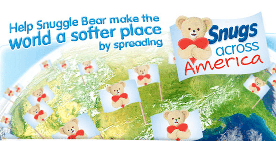 FREE to Donate: Give a Snuggle Bear to a Child in Need