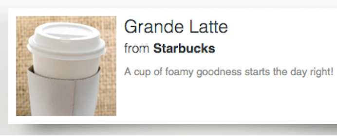 *HOT* FREE Grande Latte from Starbucks (No Purchase Required!)