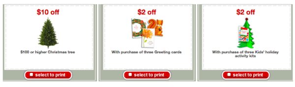 85+ New Printable Target Store Coupons + the Target Holiday Toy Coupon Booklet