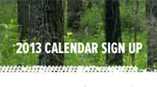 2013 American Tree Farm System's Calendar