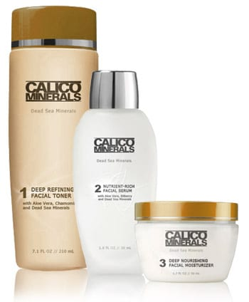 FREE Calico Mineral Lotion Sample