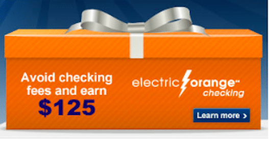 FREE $125 Bonus when You Open an ING Checking Account (Ends Sunday)