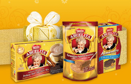 FREE Nestle Abuelita Kit