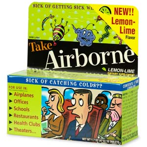 4 Samples from Airborne Health