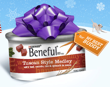 Beneful Tuscan Style Medley Dog Food (1st 100,000!)