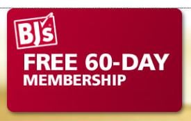 BJ's Wholesale Club Pass