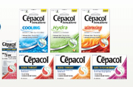 FREE Cepacol at Dollar Tree (with Coupon)